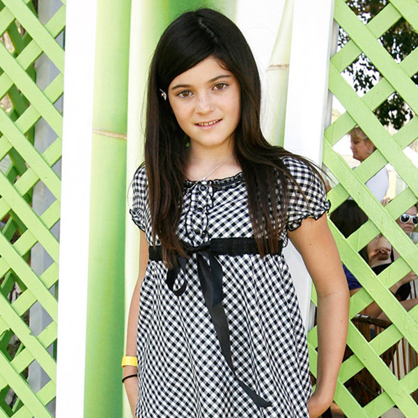Kylie Jenner, Early Red Carpet