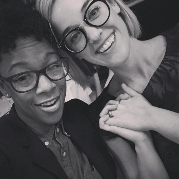 Samira Wiley, Lauren Morelli