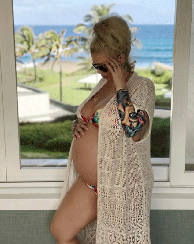 Jenna Jameson Welcomes Daughter! Find Out Her Unusual Name