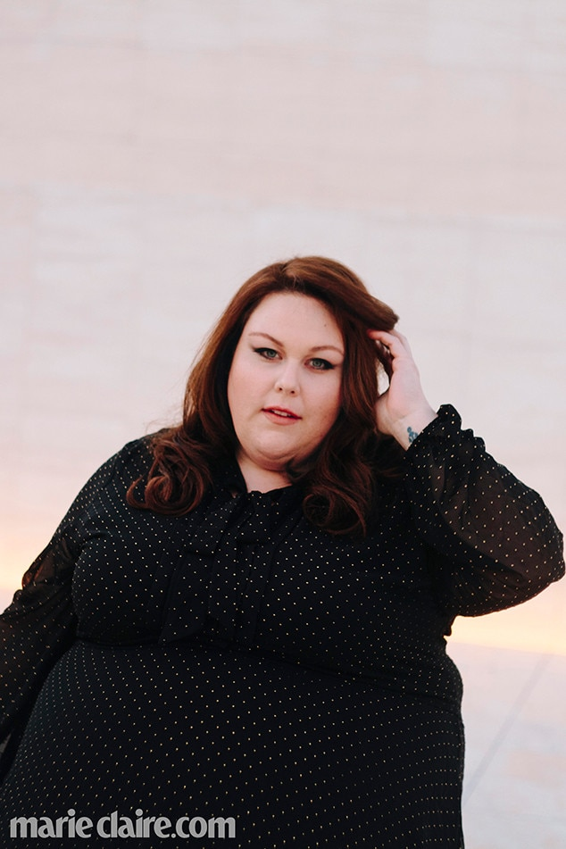 Chrissy Metz, Marie Claire