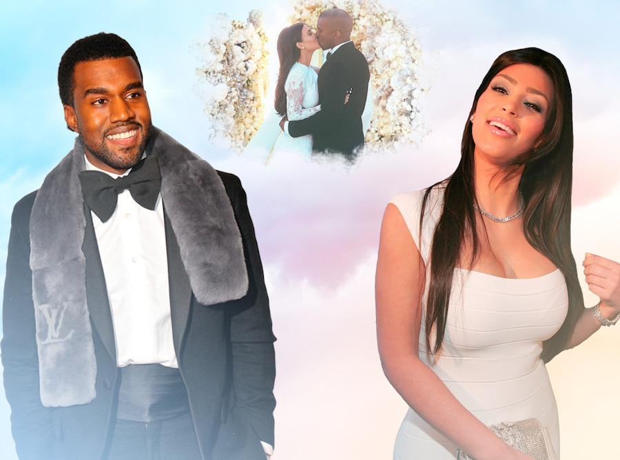 Kanye West, Kim Kardashian, Meant To Be