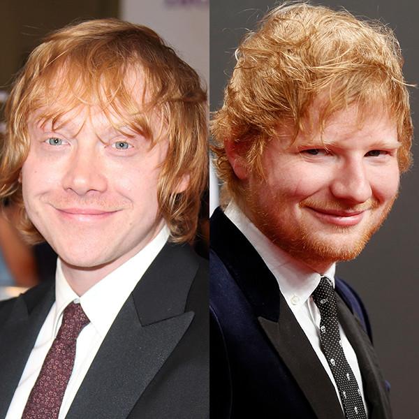 Ed Sheeran, Rupert Grint