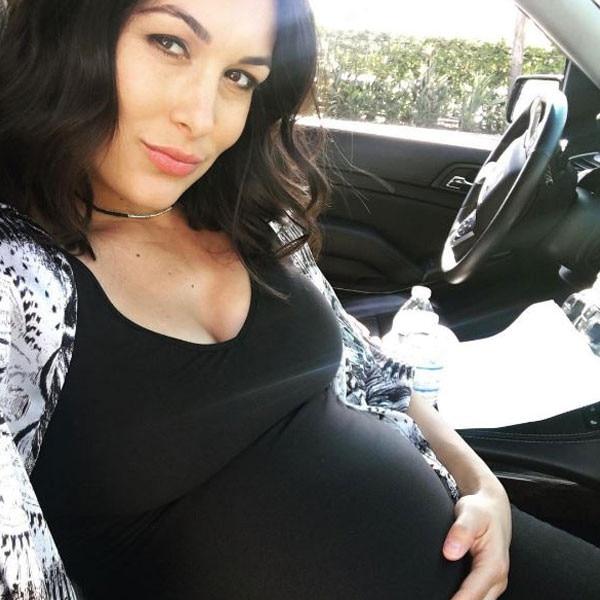 Brie Bella, Instagram, Pregnancy