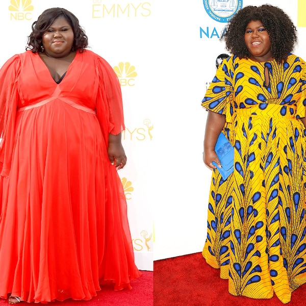 Gabourey Sidibe from Before and After: Celebs Who Have ...