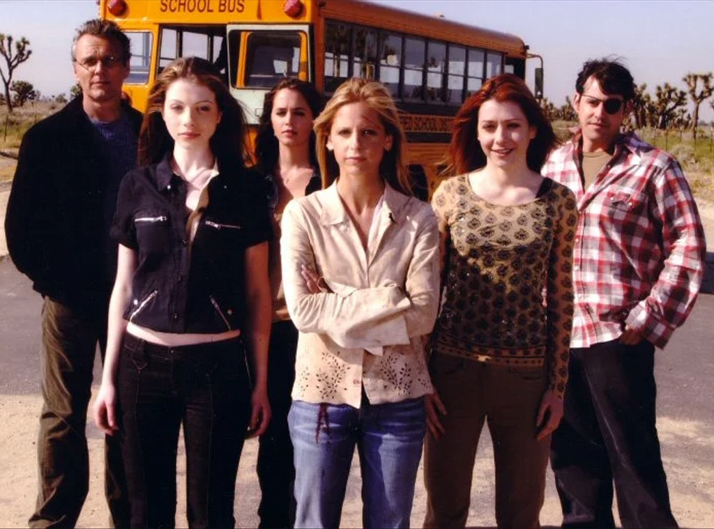 Buffy the Vampire Slayer revival is 'frequently' discussed, says Fox head