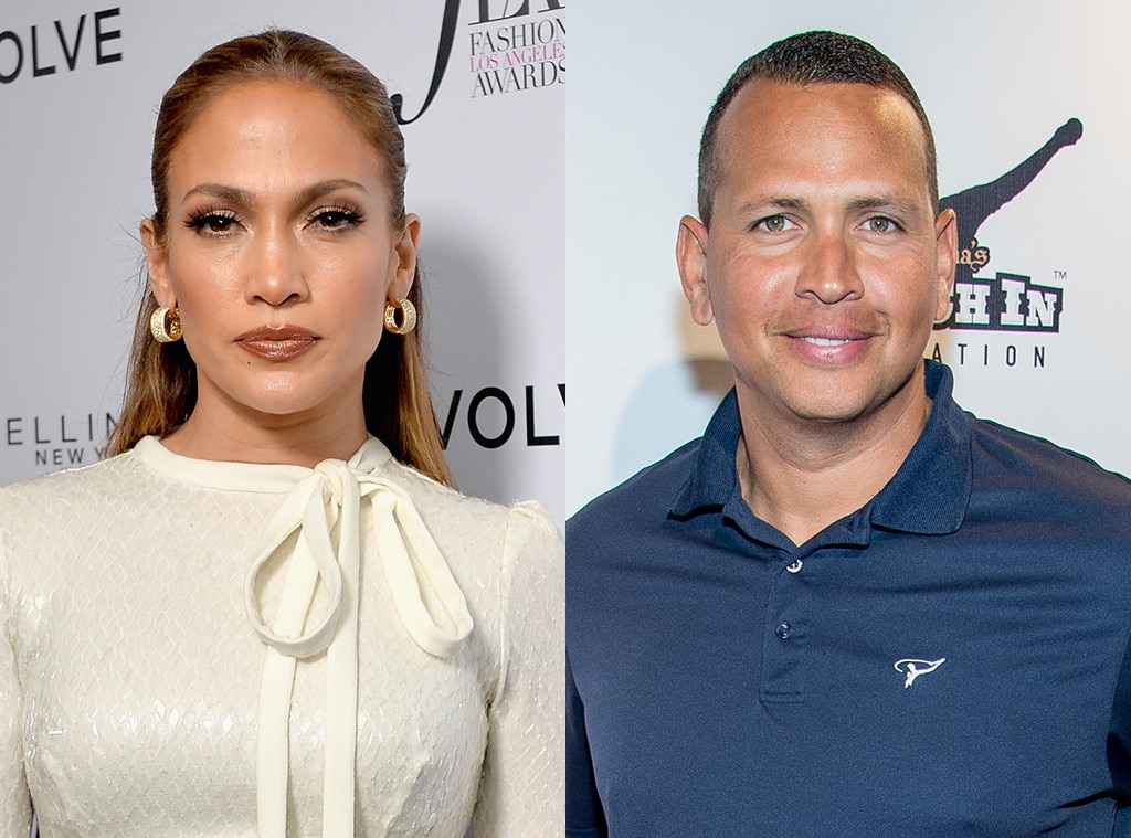 Jlo dating alex rod