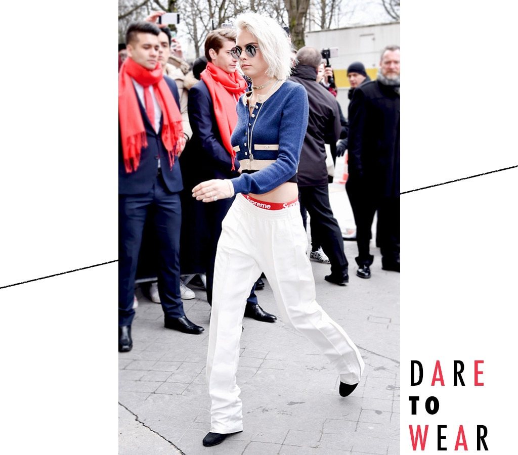 ESC: Dare to Wear, Cara Delevingne