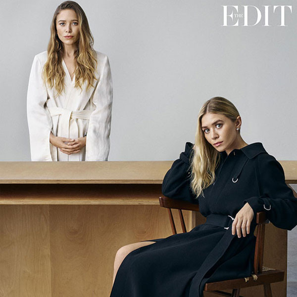 Ashley Olsen, Mary-Kate Olsen, The Edit
