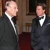 The Duke of Edinburgh, Tom Cruise