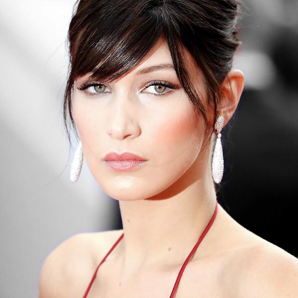 ESC: Bella Hadid, Hollywood Makeup