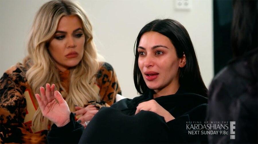 Kim Kardashian, KUWTK