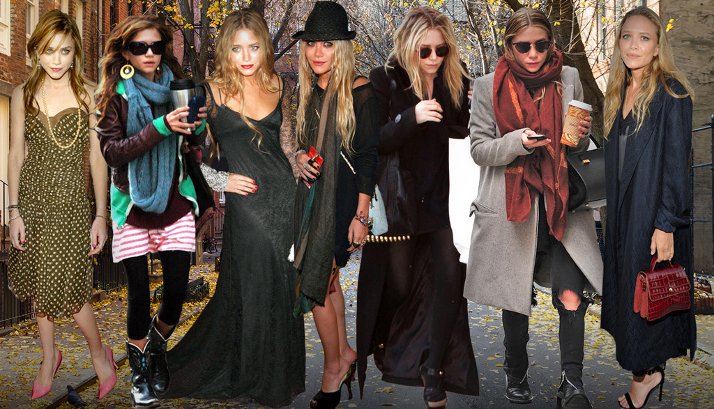 Mary-Kate Olsen, Throughout the Years