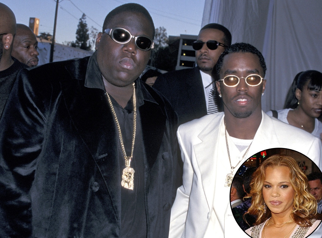 Notorious B.I.G., Diddy,  Faith Evan