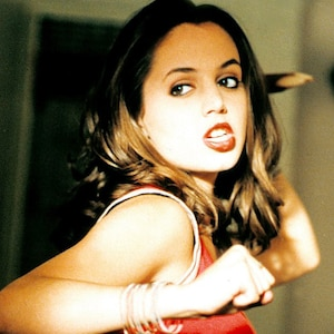 Eliza Dushku, Buffy the Vampire Slayer