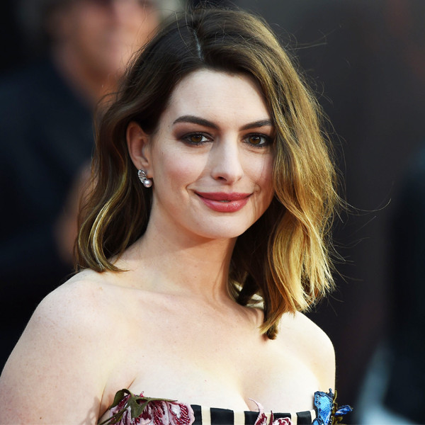 Anne Hathaway Shares the First Photo of Her Son Jonathan