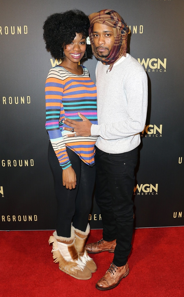Xosha Roquemore, Lakeith Stanfield