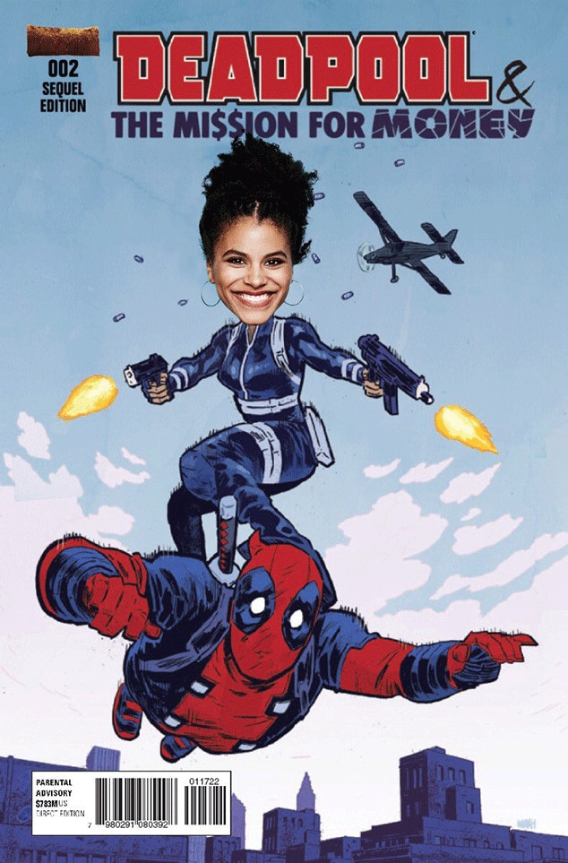 Zazie Beetz, Deadpool 2