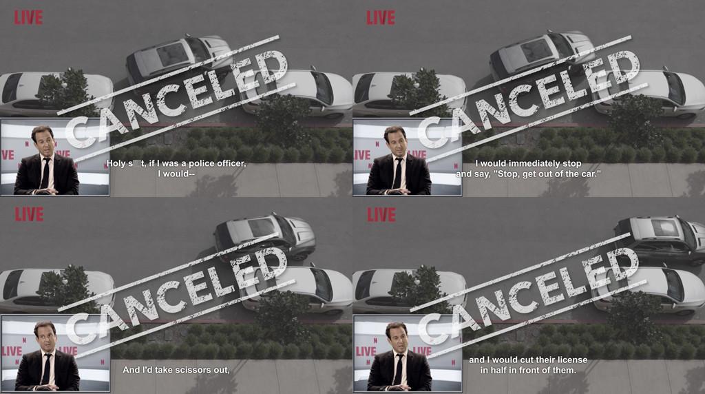Will Arnett, Netflix Live, April Fool's Day