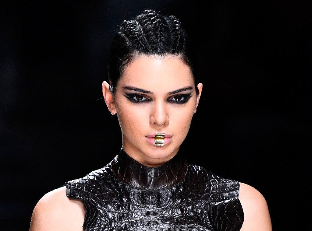 ESC: Gold Lip, Kendall Jenner