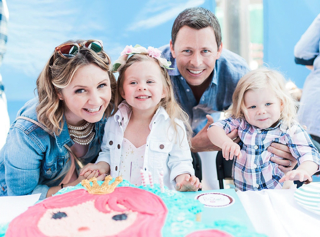 Beverley Mitchell, Michael Cameron