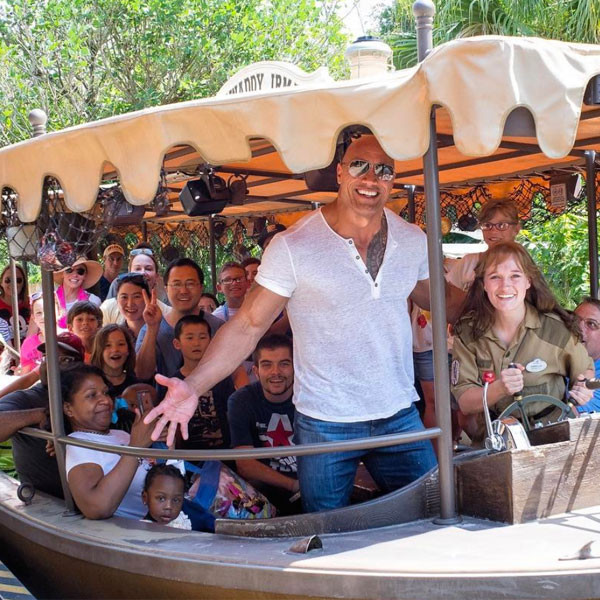 Dwayne Johnson, Jungle Cruise