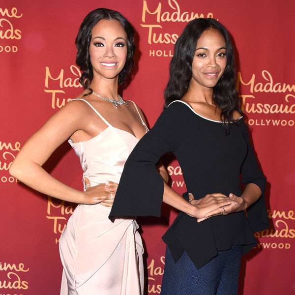 Celeb Wax Figures