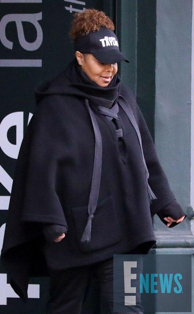Janet Jackson, EXCLUSIVE