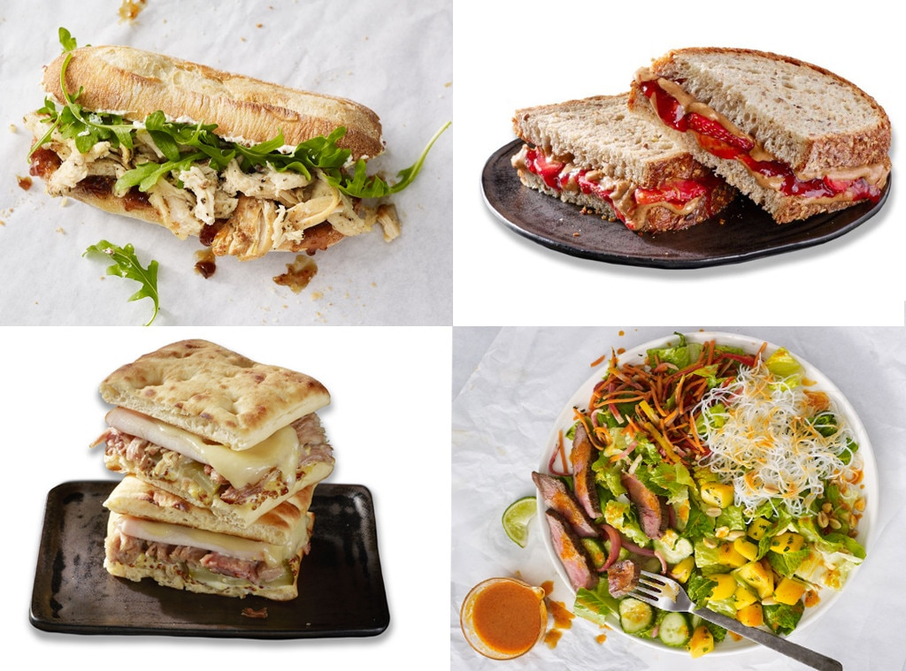 Swap The Straw For A Fork! Starbucks Launches A New Lunch Menu