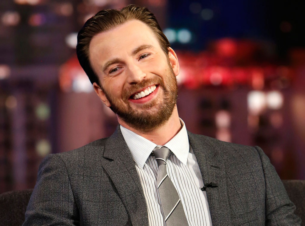 Chris Evans May Be the...