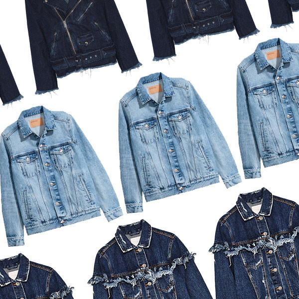 Every Denim Jacket You Need This Spring
