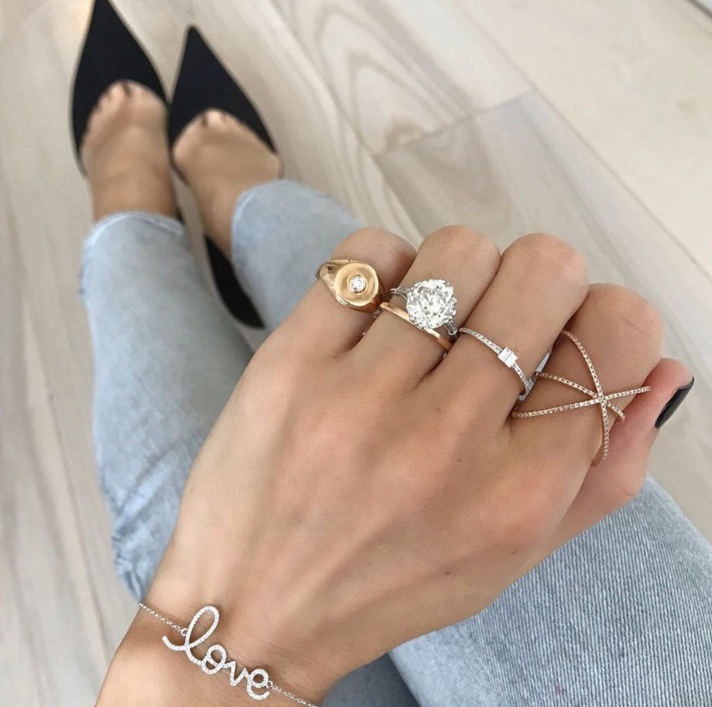How To Wear Wedding And Engagement Rings 47 Fresh ESC Enagagement Ring Styles