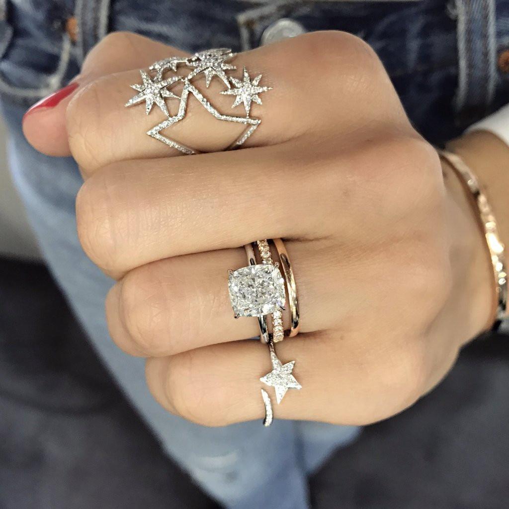 Wedding Ring Hand Usa 57 Stunning ESC Enagagement Ring Styles