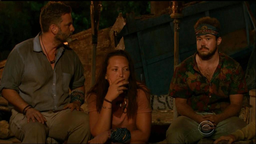 Survivor, Zeke Smith, Jeff Varner