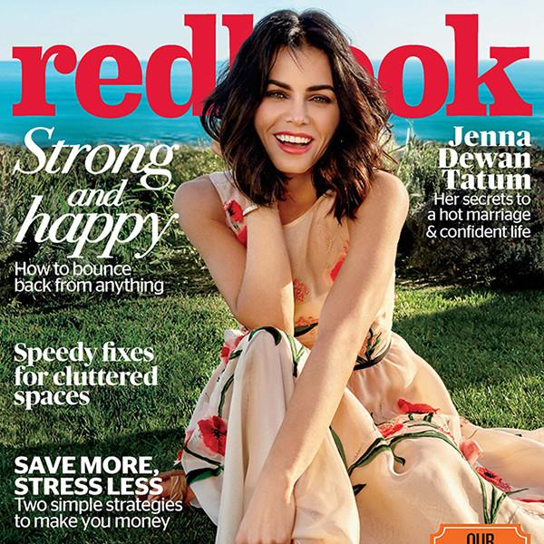 Jenna Dewan-Tatum, Redbook Magazine