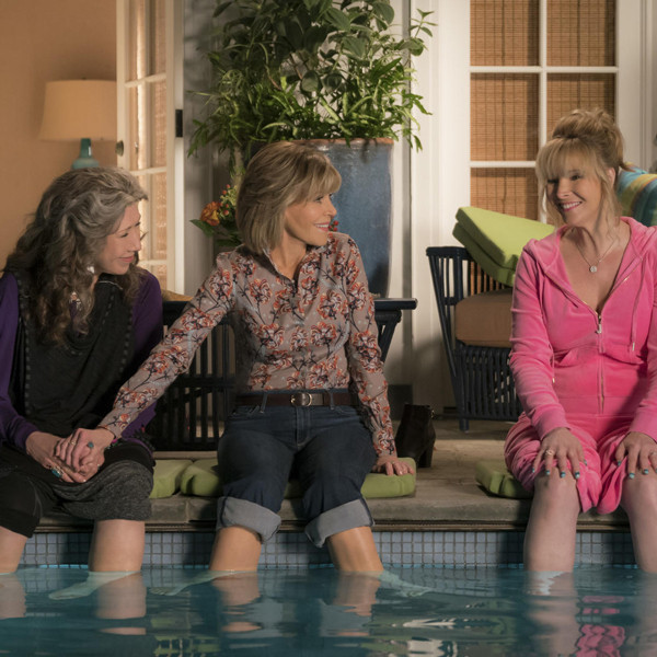 Grace and Frankie, Season 4, Lisa Kudrow