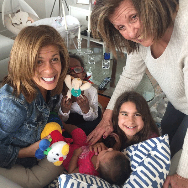 Hoda Kotb, Haley Joy