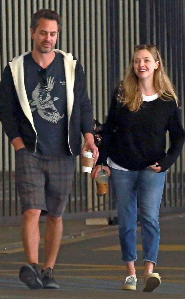 Amanda Seyfried, Thomas Sadoski