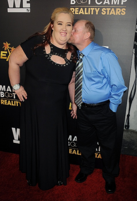 Mama June, Sugar Bear, Marriage Boot Camp Premiere