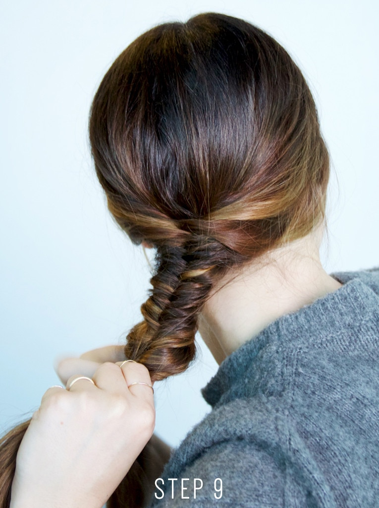 ESC: E!ssentials, Fishtail Braid