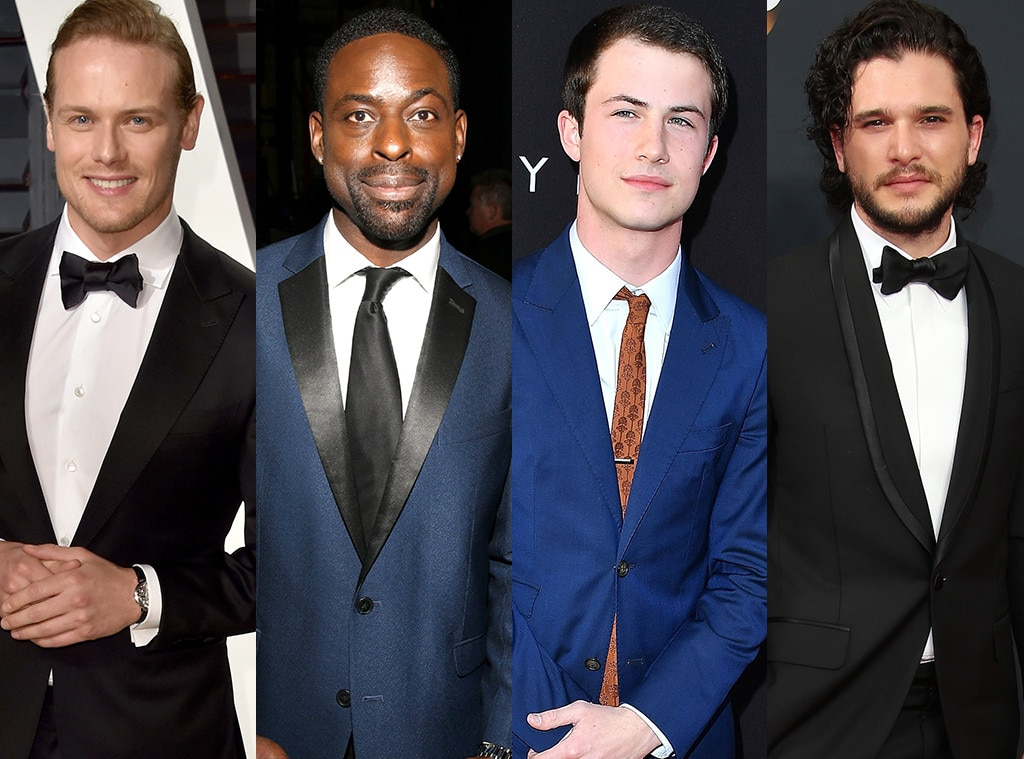 Alpha Male, Sam Heughan, Sterling K. Brown, Dylan Minnette, Kit Harington