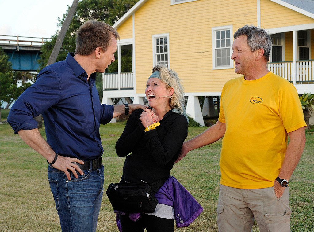 The Amazing Race, Phil Keoghan