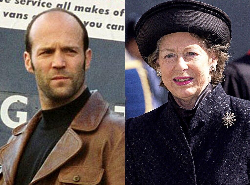Jason Statham, Princess Margaret