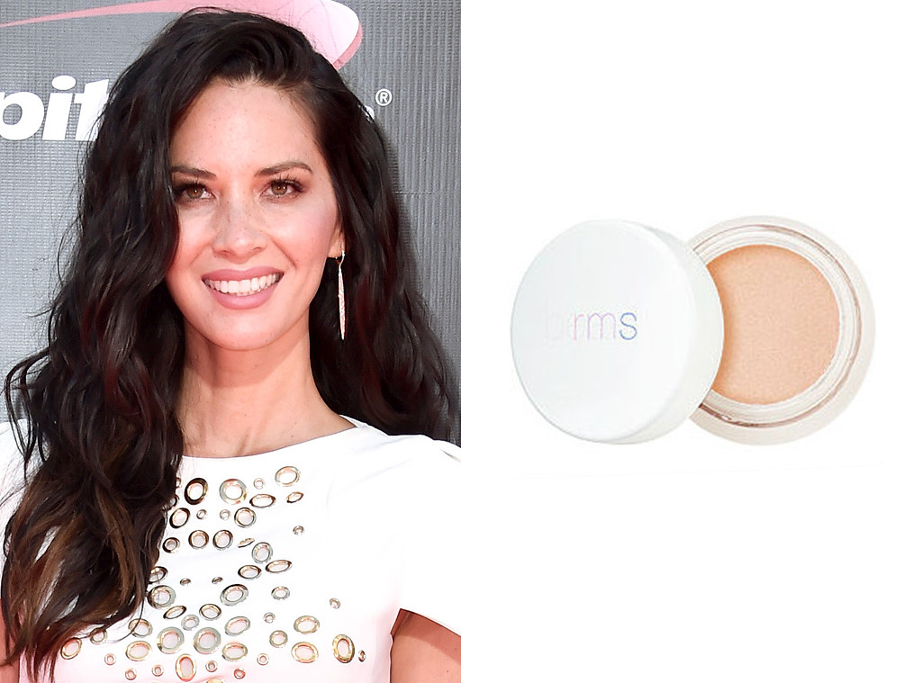 Celebs Who Love Their Eco-Beauty Products, Olivia Munn