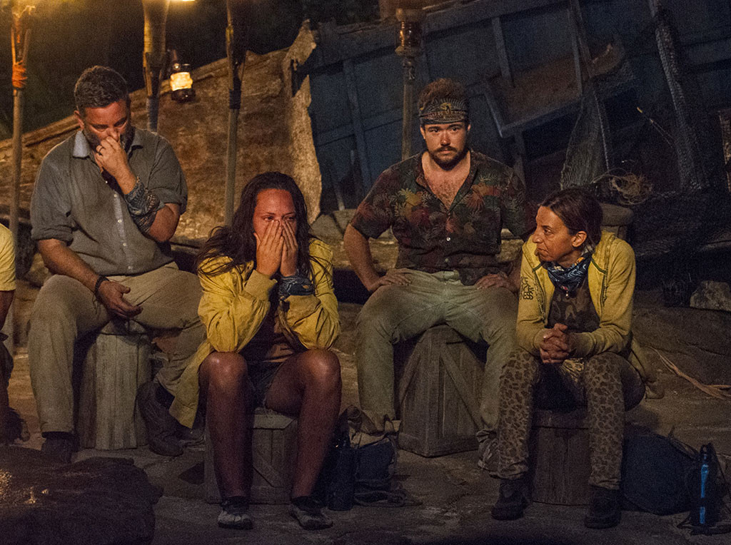 Survivor, Jeff Varner, Sarah Lacina, Zeke Smith, Debbie Wanner