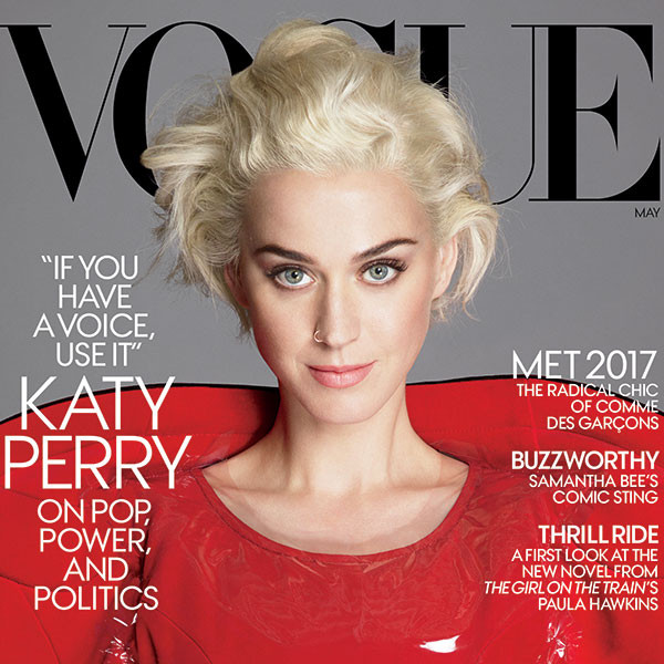 Katy Perry, Vogue, May 2017 Issue