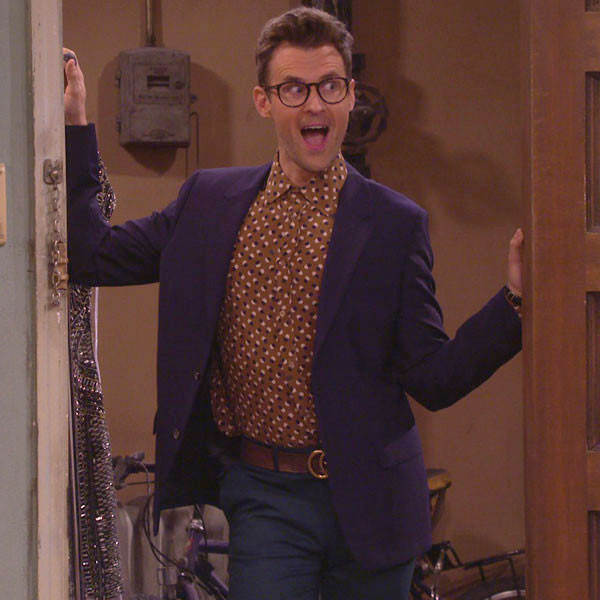 Brad Goreski, 2 Broke Girls