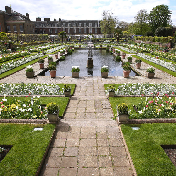 Kensington Palace, White Garden