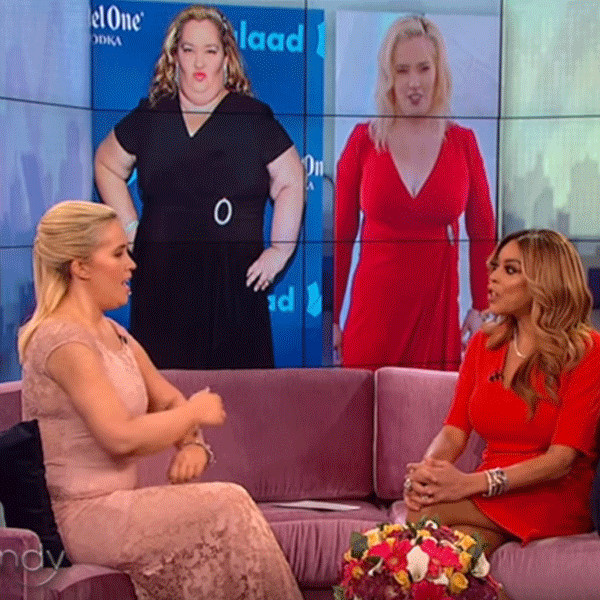 Wendy Williams, Mama June