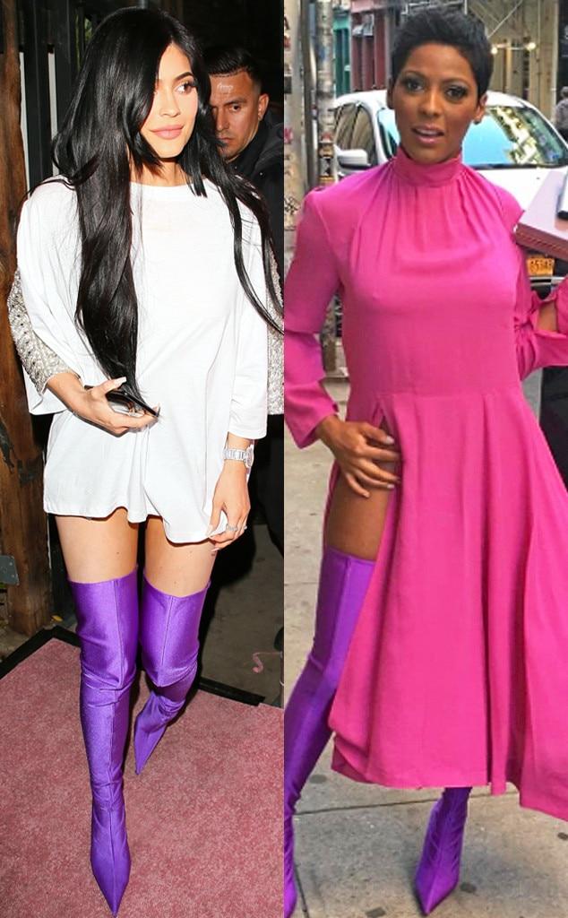 Kylie Jenner, Tamron Hall