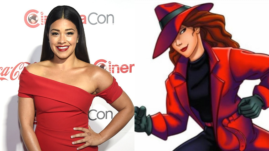 Gina Rodriguez to voice animated Carmen Sandiego series on Netflix